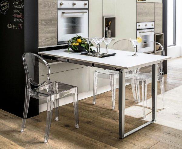 10 идей для создания идеального дизайна на маленькой кухне: лайфхаки интерьеров на фото
