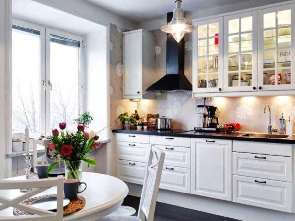 Кухня-гостиная - как совместить кухню и гостиную