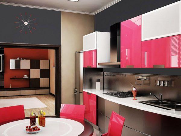 Высокотехнологичная кухня 1