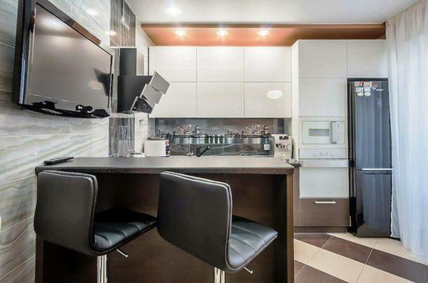 Высокотехнологичная кухня 2
