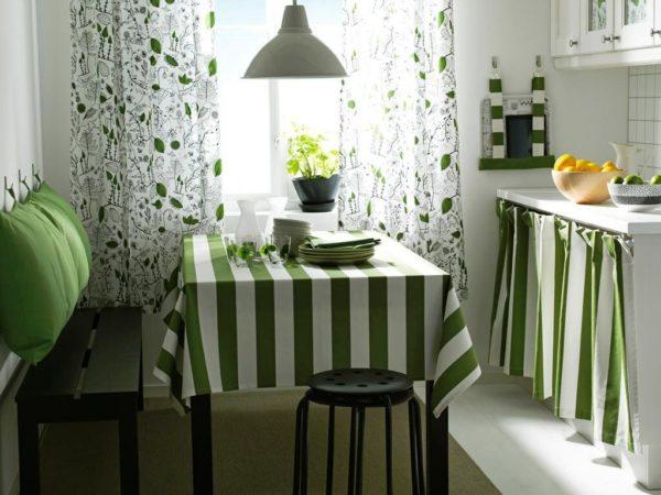 Прованс подарит вашей кухне уютную и теплую атмосферу, как она выглядит органично.