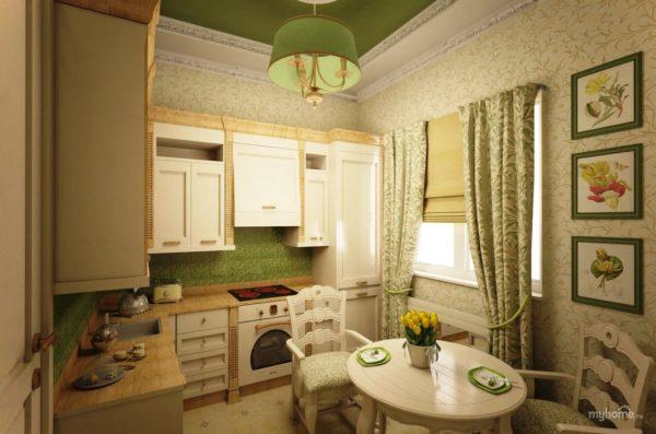 Сделать ремонт на кухне собственными руками за небольшой бюджет в стиле Прованса не сложно, не требует большого строительного опыта и дорогостоящего специального инструмента