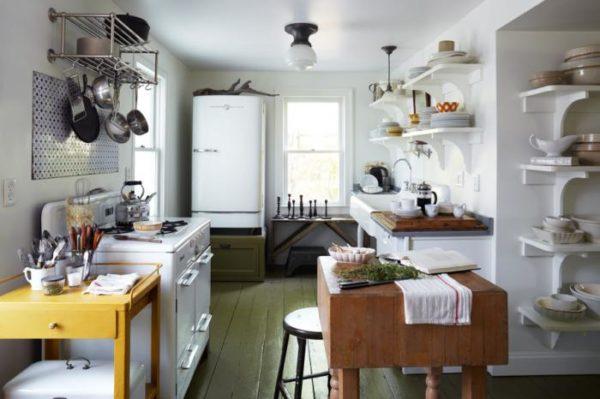 Дизайн белой кухни фото реальных интерьеров