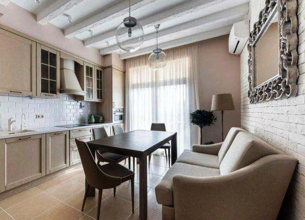 Мягкая мебель - это основной элемент в оформлении, при помощи которого, интерьер выглядит уютным и комфортным