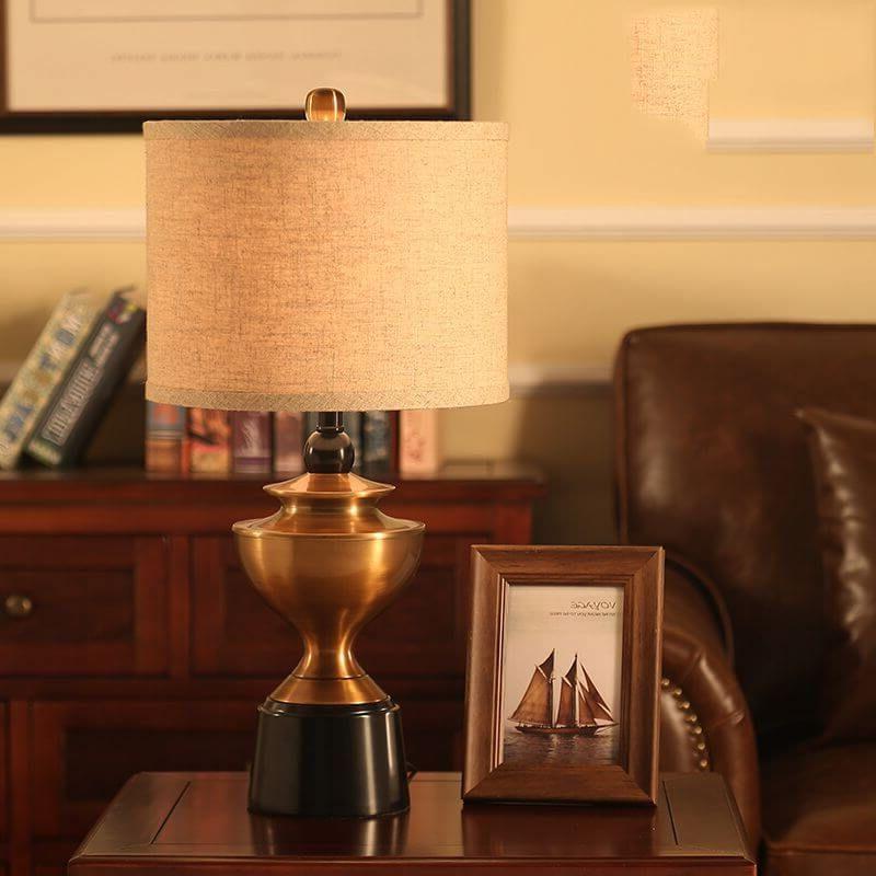антикварная старинная лампа