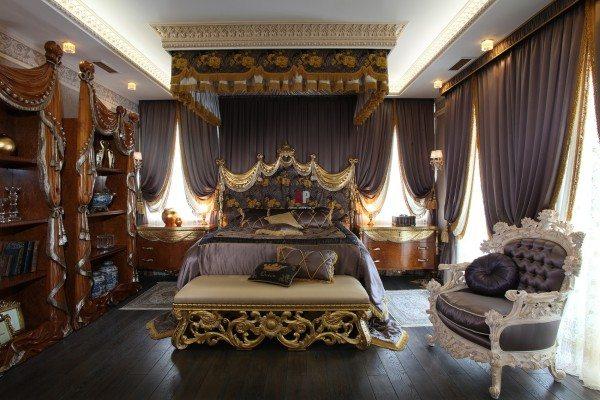 Апартаменты в стиле барокко