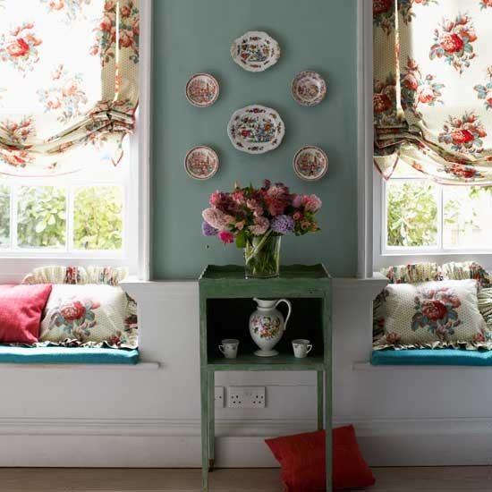Деревенский и одновременно элегантный стиль: декорации дополняют прованс