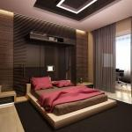 Дизайн спальни в современной стиле