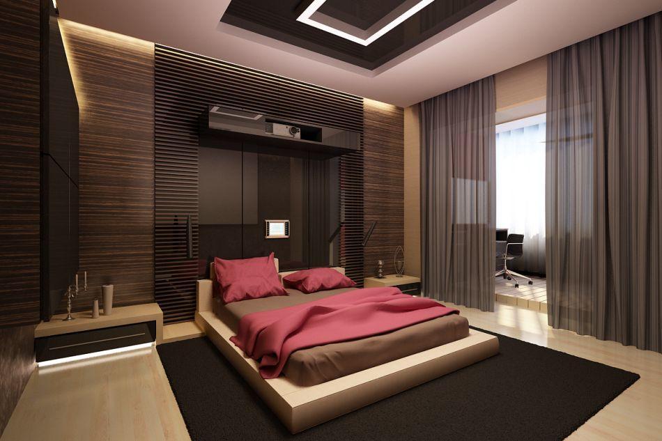 Дизайн трехкомнатной квартиры 90 кв.м