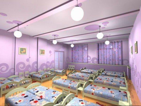 Дизайн-проект «спальни будущего» не учитывает некоторые действующие нормативы