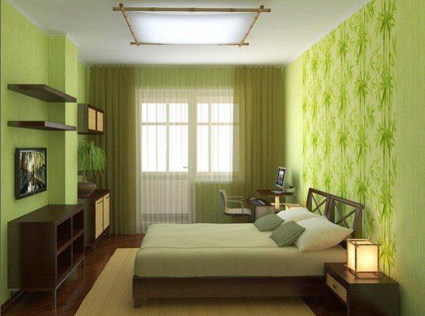 Эко стиль: только натуральные, экологически чистые материалы годятся для отделки комнаты, где мы проводим треть жизни.