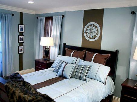 Если вы желаете создать элегантную комнату в стиле винтаж, обратите внимание на данную комбинацию оттенков.