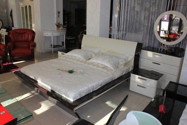 Эстетика интерьера спальни основывается, в первую очередь, на мебели.