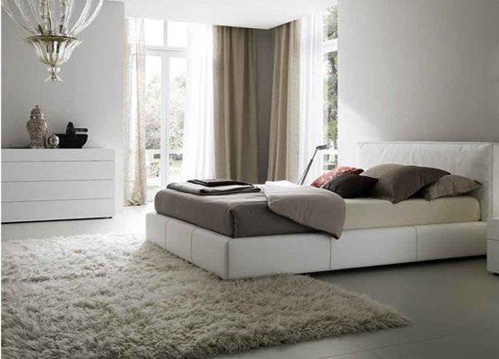 Фото ковра в спальне