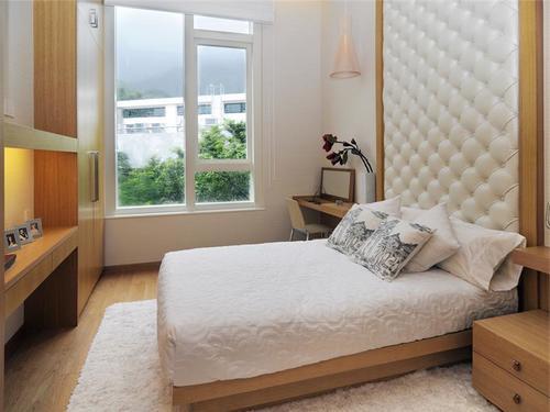 Фото небольшого помещения, из которого можно сделать замечательную спальню