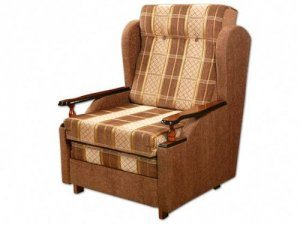 Фото раскладного спального кресла