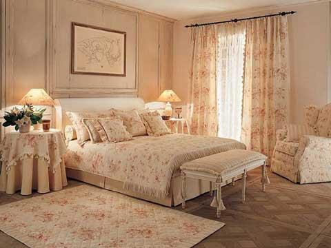 Фото спальни в пастельных тонах еще раз доказывает, что это место предназначено для отдыха и релакса!
