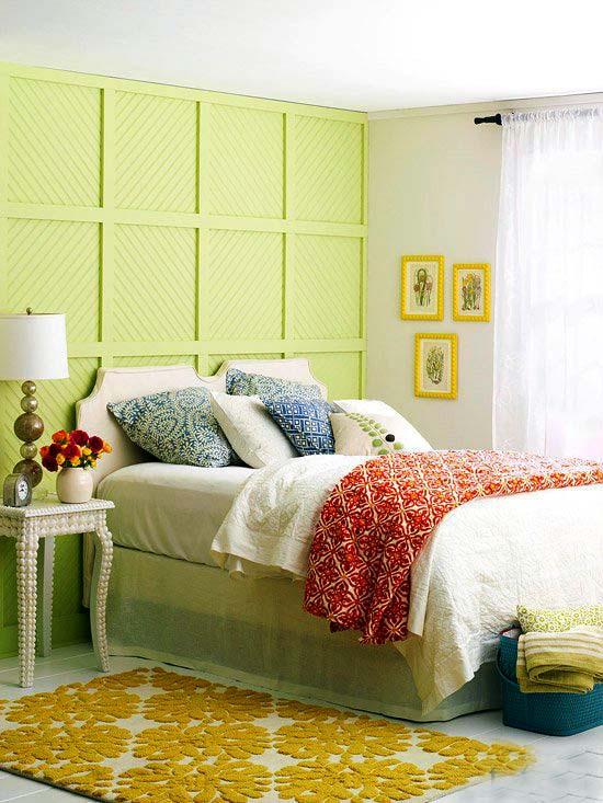 Permaidani pereka untuk keselesaan anda di dalam bilik tidur