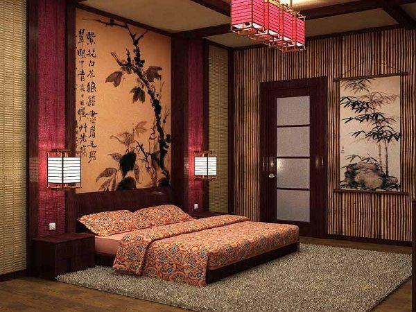 Гармоничное сочетание натуральных материалов, цветовой гаммы и декораций.