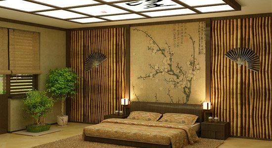 Гармония во всем: стиль, цвет, свет и комнатные «деревья».