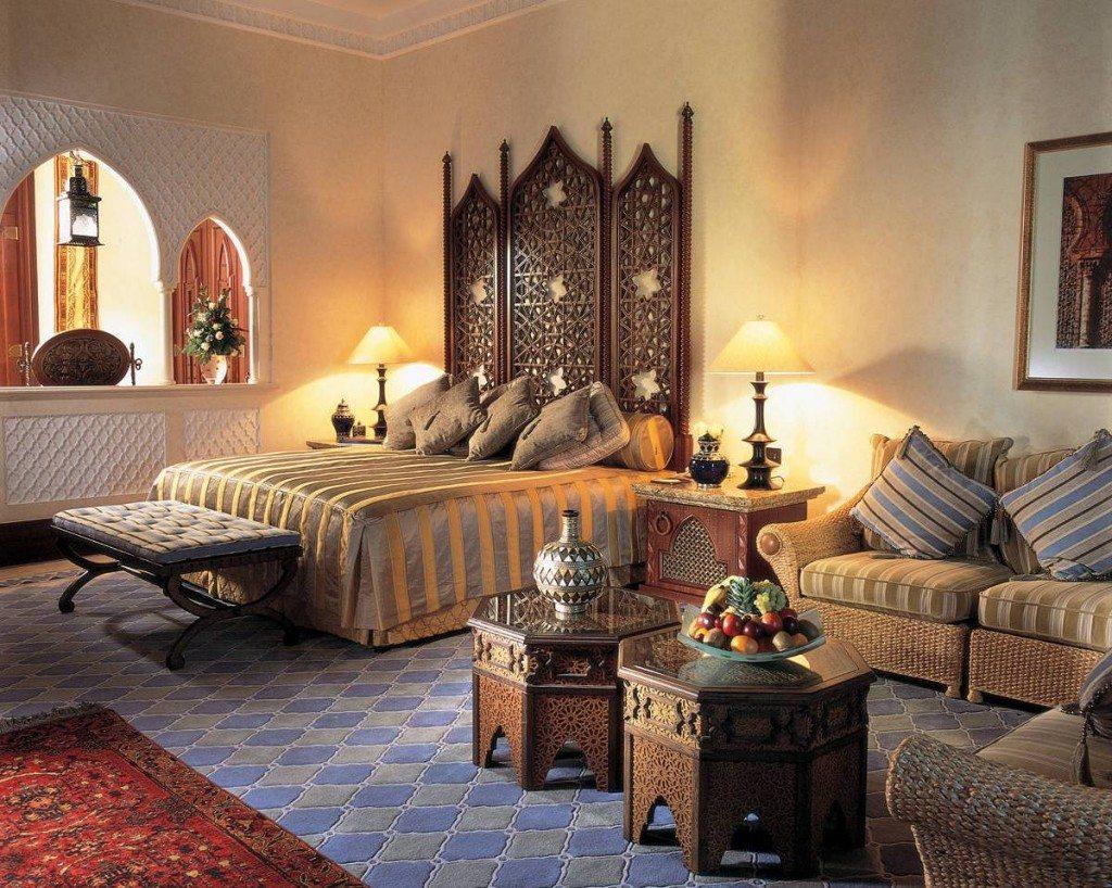 Главный критерий мебели – компактность.