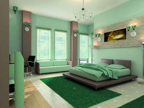 Идеальное сочетание всех элементов интерьера – лучший вариант для спальни