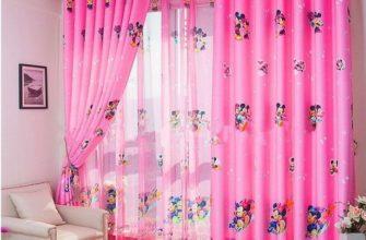 игриво красочные шторы для спальни ваших детей