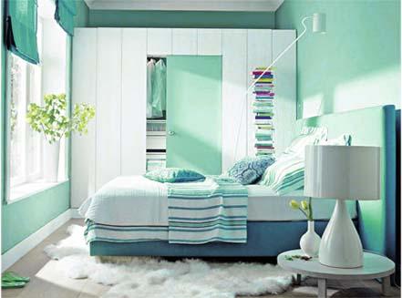 Интерьеры маленьких спален такие разнообразные и завлекательные