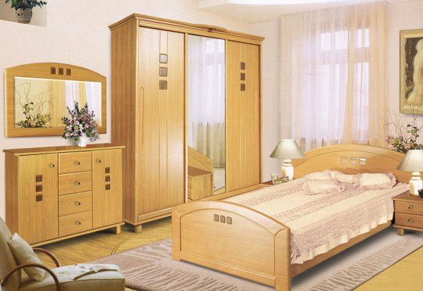 Использование светлой мебели также позволяет добиться эффекта визуального расширения комнаты