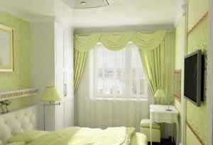 Извечная ошибка – спальная комната 12 кв метров и телевизор несовместимы, но это понимаешь, когда его убираешь («Е»)