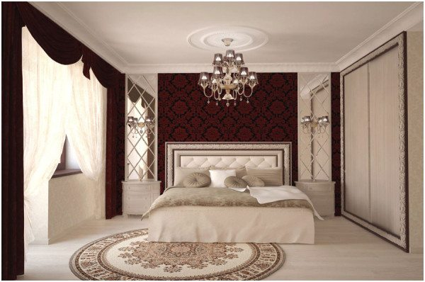 Изысканный дизайн комнаты отдыха