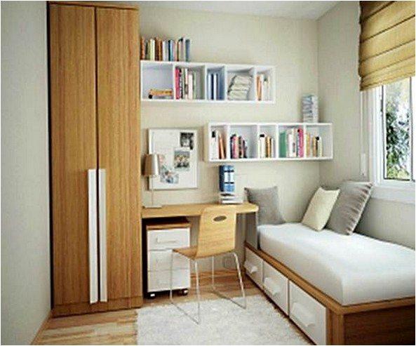 Как обставить маленькую комнату на 9 квадратов для подростка