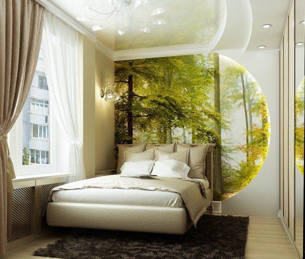 Количество мебели зависит от площади комнаты