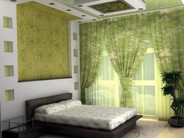 Комната в образе эко.