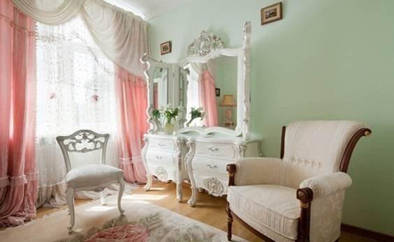 Красивый будуар
