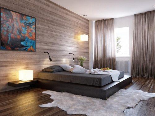 Красивый, теплый и необходимый коврик для спален с холодным напольным покрытием