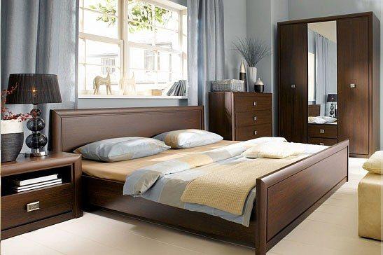 Кровать без излишеств