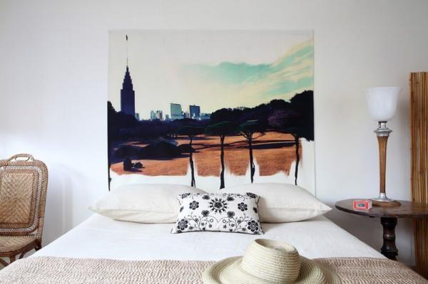 Кусочек вашей мечты – панно в комнате отдыха!