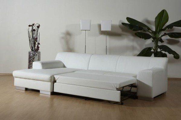 Ложе в комнате отдыха – это основной предмет, который должен соответствовать настроению стиля.