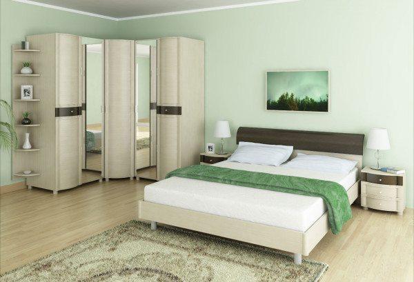 Мебель, изящная современная, отлично украсит комнату.