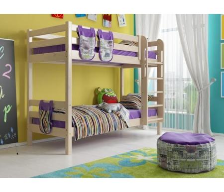 Двухъярусная кровать Мебельград 272239