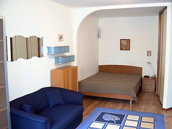 Мини-диван сэкономит нашу жилплощадь в 18 кв. м.