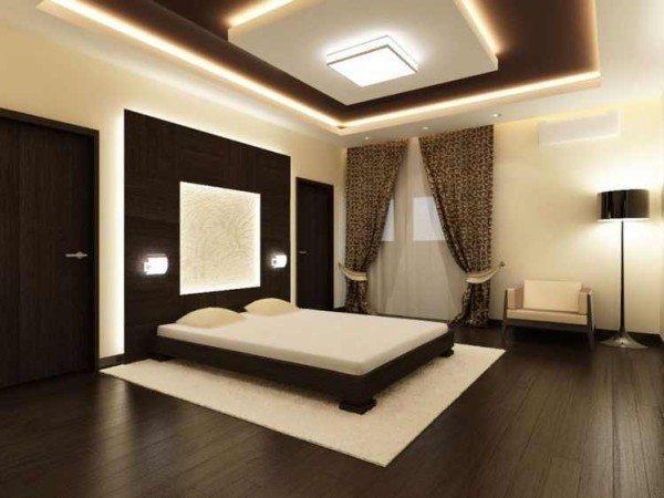 Много пространства – основная характеристика минимализма в оформлении интерьера