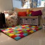 Мягкий коврик для детской спальни