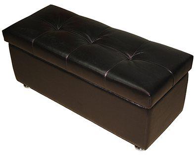 На фото - так называемая мягкая скамейка