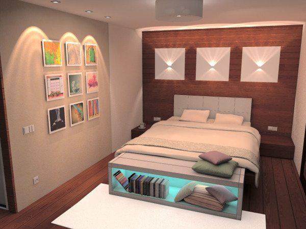 На фото: декор подчеркивает индивидуальный стиль - и дизайн становится намного интереснее и оригинальнее.