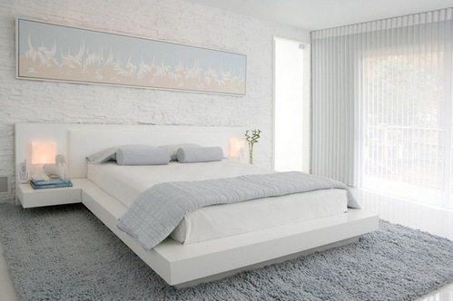 На фото изображена комната, оформленная своими руками в современном минимализме.