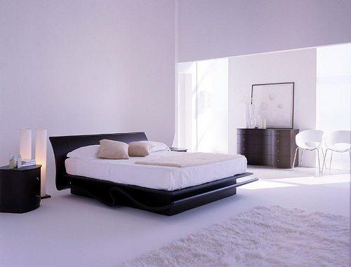 На фото изображена комната отдыха в образе минимализм.
