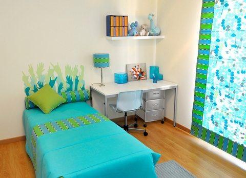 На фото тематический набор для детской комнаты.