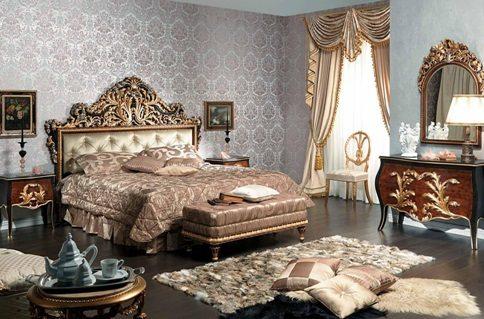 Надменное аристократичное барокко